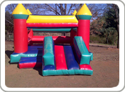 2 in 1 Jumping Castle